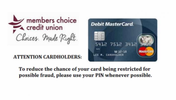 Cardholder Alert