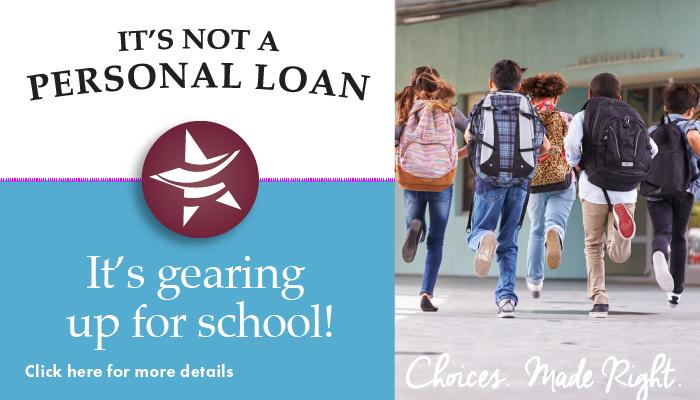 Personal Loan-School